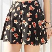 free spirit floral skirt