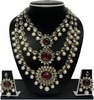 Zaveri Pearls Alloy Jewel Set (Multicolor)