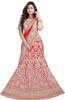 Sanskar Fashion Embroidered Women's Lehenga, Choli and Dupatta Set(Stitched)