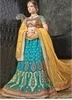 Khushali Fashion Black Embroidered Dress Material