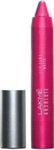 Lakme Absolute lip pout matte 3.7 g (Pink Fantasy)