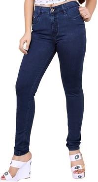 FCK-3 Regular Women's Blue Jeans